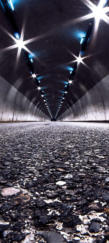 Road Tunnel Night 1080x2400 380x844