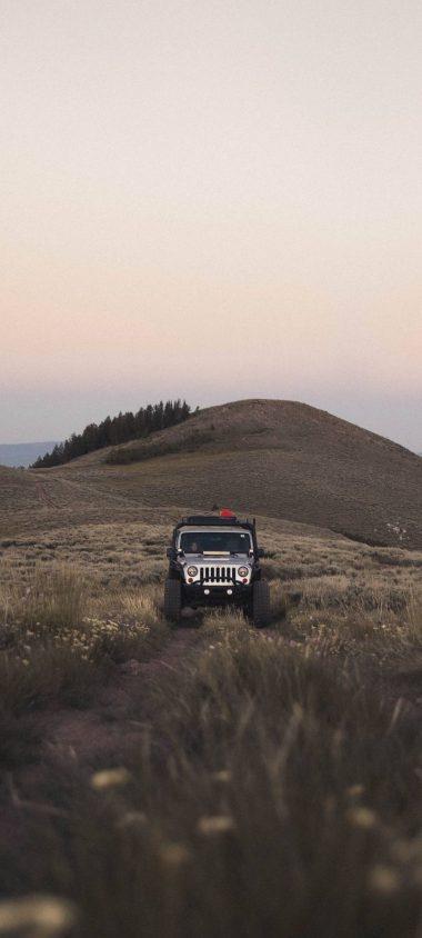 SUV Mountain Car 1080x2400 380x844