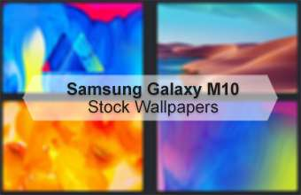 Samsung Galaxy M10 Stock Wallpapers Hd