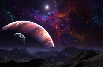 Sci Fi Wallpaper 031 2560x1600 340x220