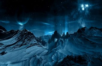Sci Fi Wallpaper 034 2560x1600 340x220