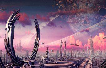 Sci Fi Wallpaper 047 2165x1080 340x220