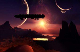 Sci Fi Wallpaper 050 1280x800 340x220