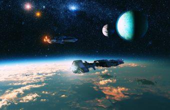 Sci Fi Wallpaper 055 1920x1200 340x220