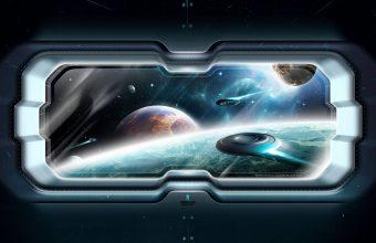 Sci Fi Wallpaper 068 3840x2400 340x220
