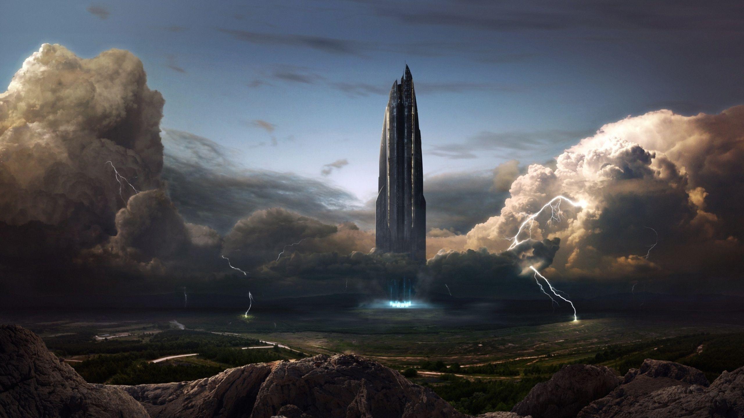 Sci Fi Wallpaper 083 2560x1440