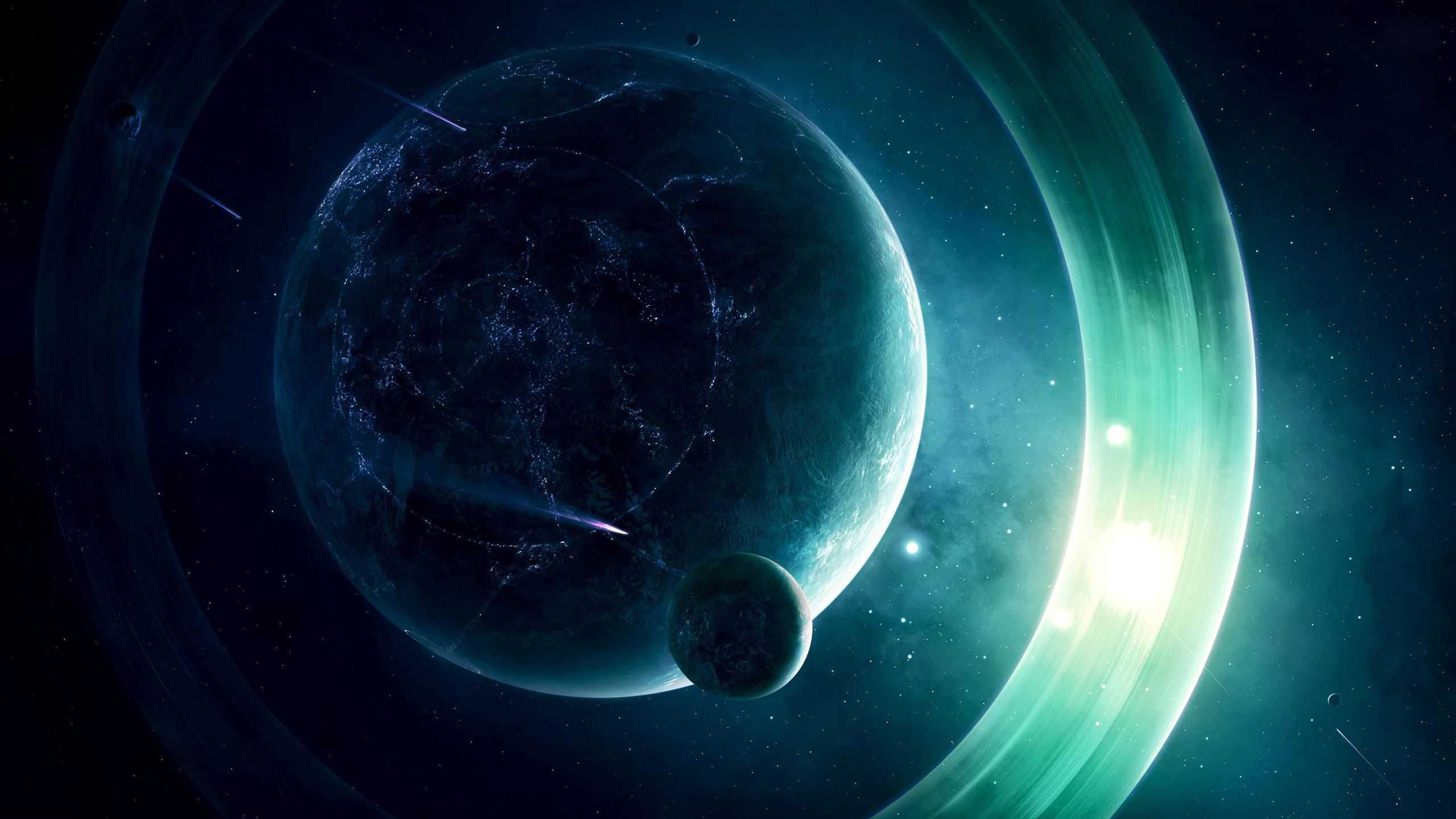 Sci Fi Wallpaper 2560x1440: Sci Fi Wallpaper 084