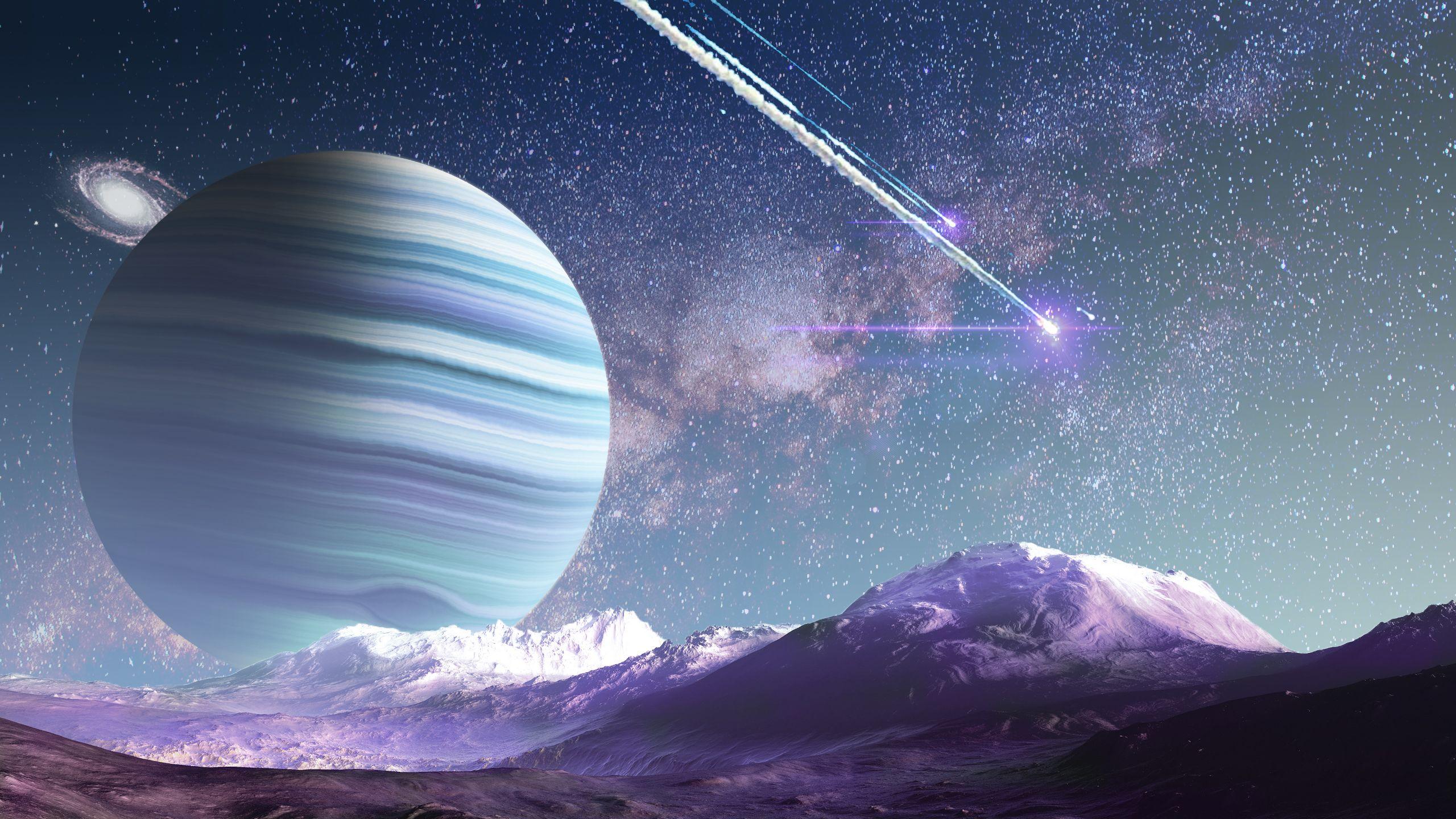 Sci Fi Wallpaper 125 2560x1440