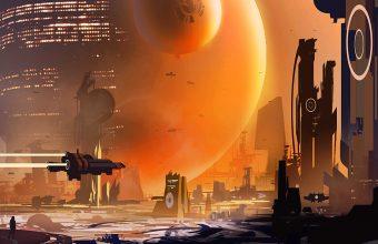 Sci Fi Wallpaper 129 4963x2616 340x220
