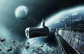 Sci Fi Wallpaper 132 1920x1080 340x220