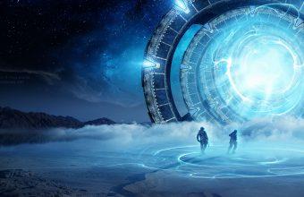 Sci Fi Wallpaper 142 3511x1708 340x220