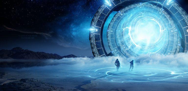 Sci Fi Wallpaper 142 - [3511x1708]