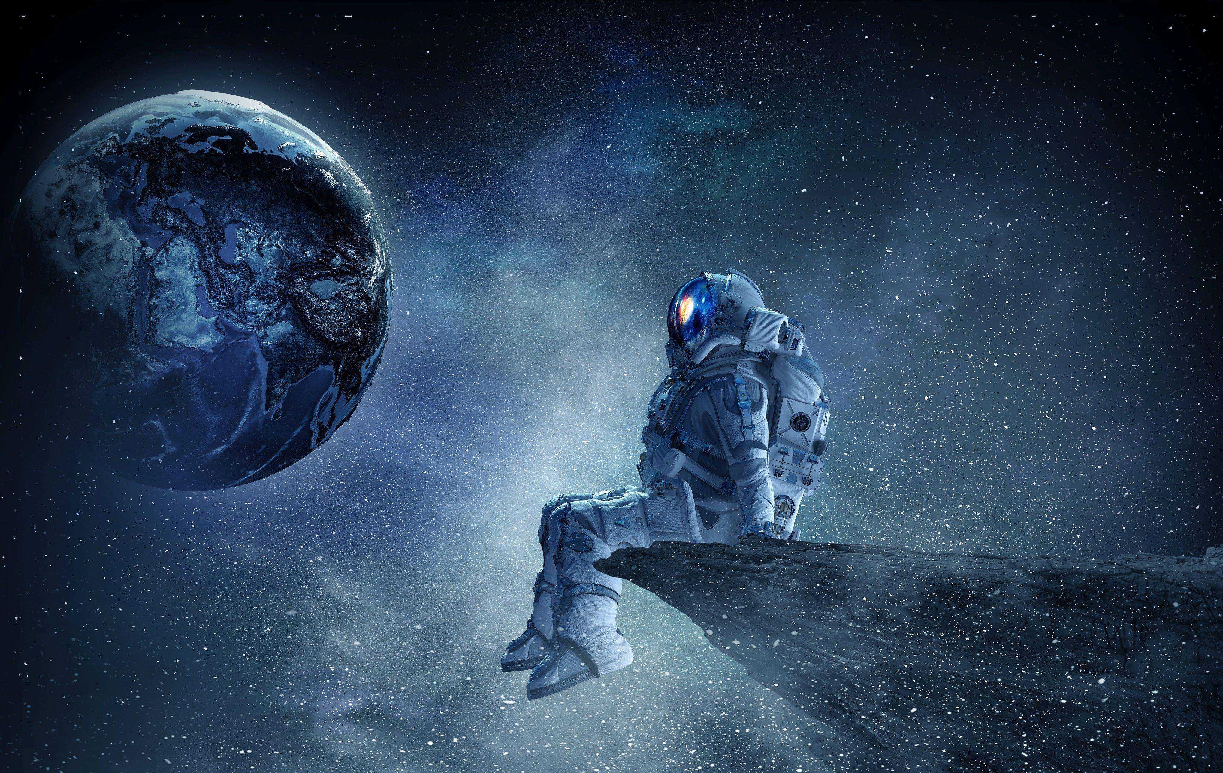 Sci Fi Wallpaper 143 4074x2574
