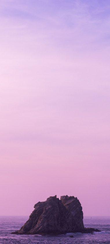 Sea Stone Sky Lilac 1080x2400 380x844