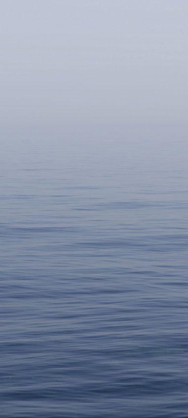 Sea Surface Blue Sky 1080x2400 380x844