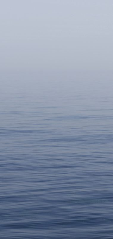 Sea Surface Blue Sky Wallpaper 1440x3040 380x802