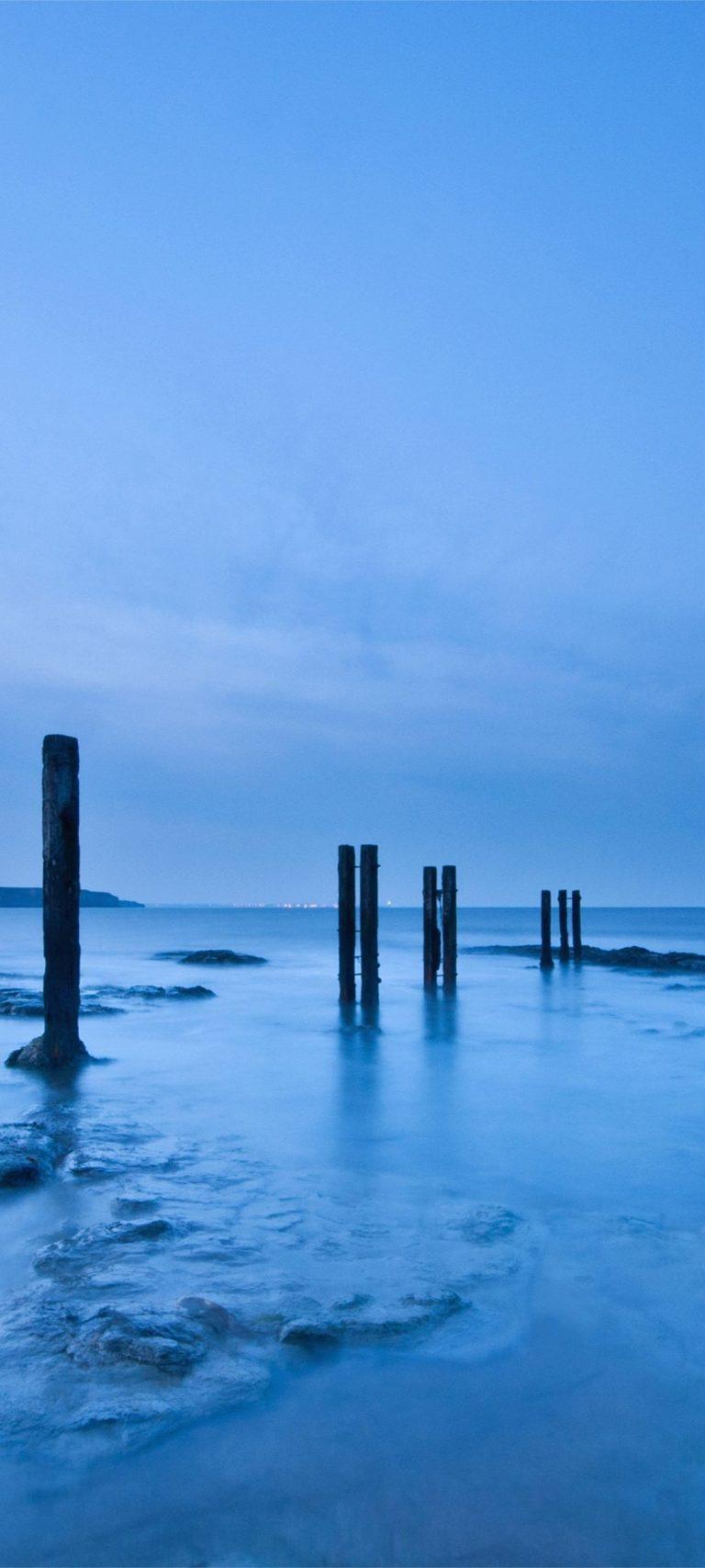 Sea Water Stakes Twilight 1080x2400 768x1707