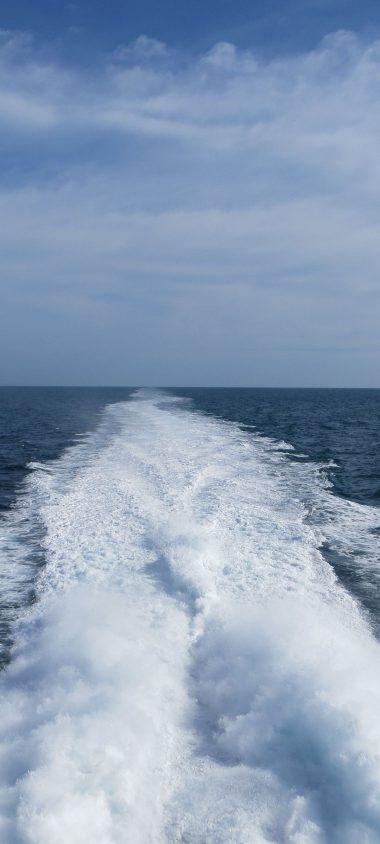 Sea Waves Foam 1080x2400 380x844