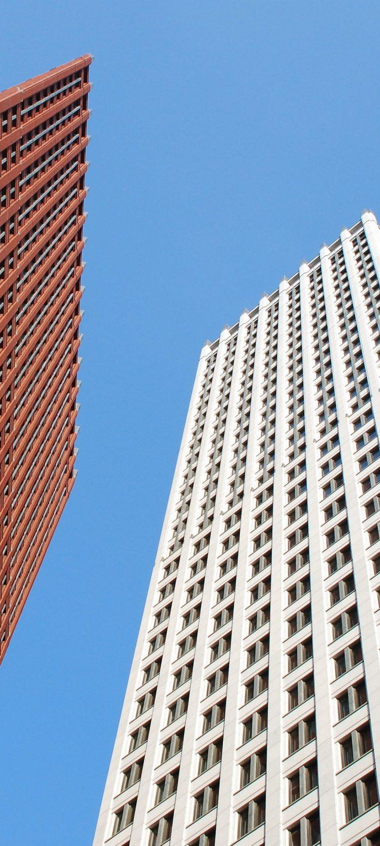 Skyscrapers Buildings Sky 1080x2400 768x1707