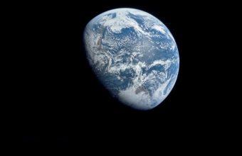 Space Earth Shadow Wallpaper 1440x3040 340x220