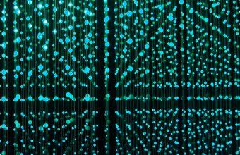 Structure Light Dots Dark Glitter Wallpaper 1440x3040 340x220