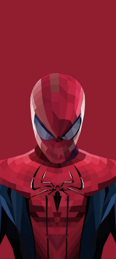Superhero Spiderman Cartoon 1080x2400 380x844