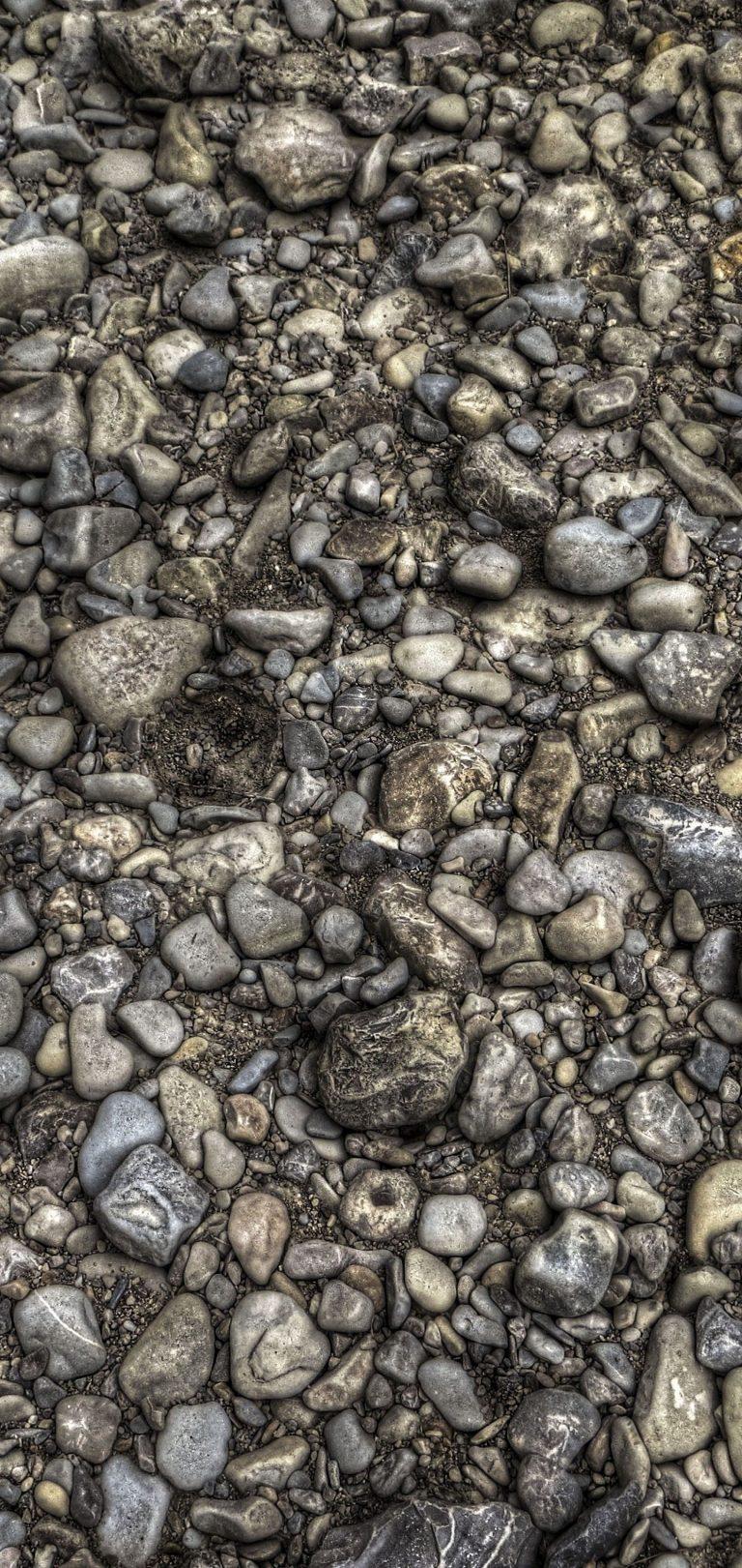 Texture Stones Wallpaper 1440x3040 768x1621