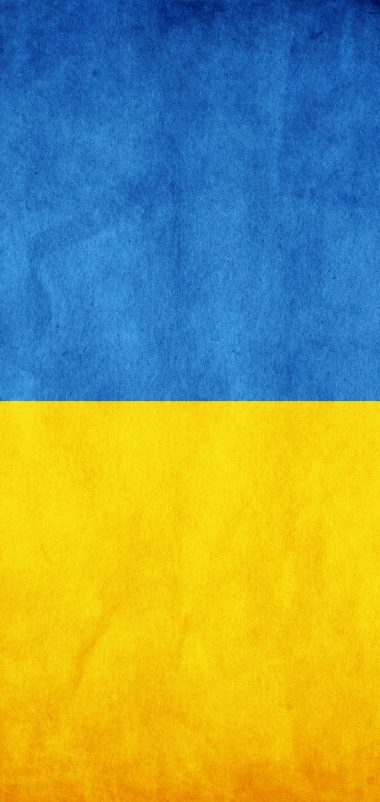 Ukraine Flag Texture Wallpaper 1440x3040 380x802