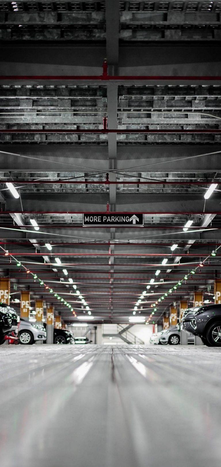 Vehicles Car Parking Wallpaper 1440x3040 768x1621