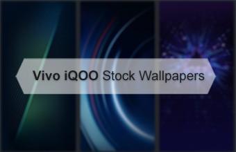 Vivo iQOO Stock Wallpapers