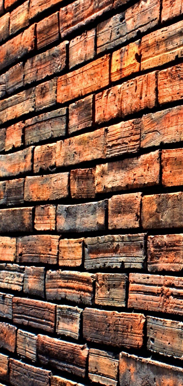 Wall Brick Side Wallpaper 1440x3040 768x1621