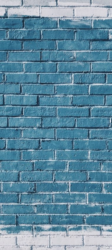 Wall Bricks Paint Texture 1080x2400 380x844