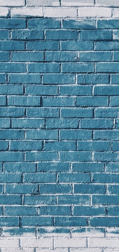 Wall Bricks Paint Texture Wallpaper 1440x3040 380x802