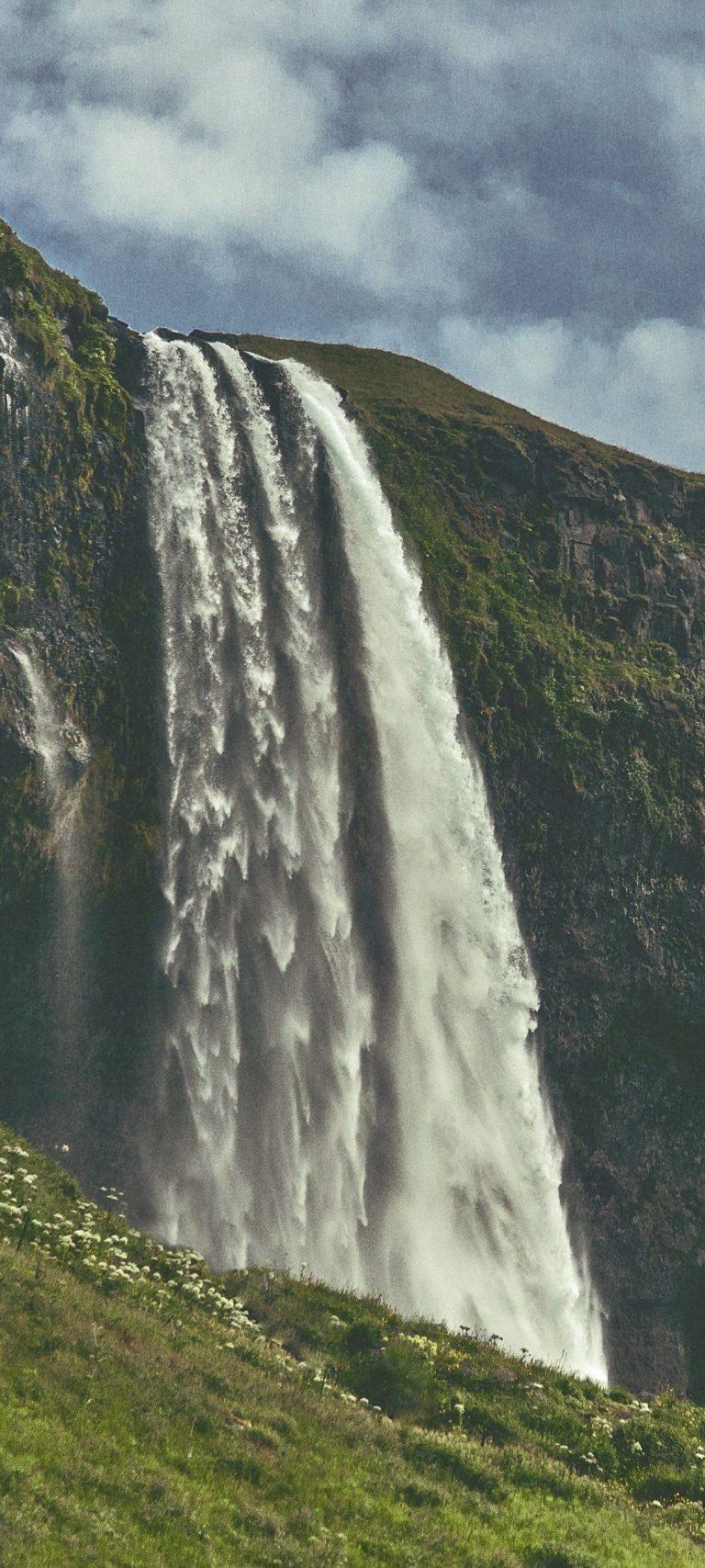 Waterfall River Cascade 1080x2400 768x1707