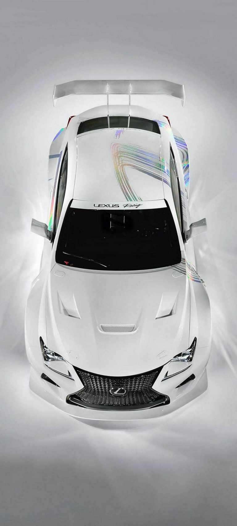 White Car Lexus 1080x2400 768x1707