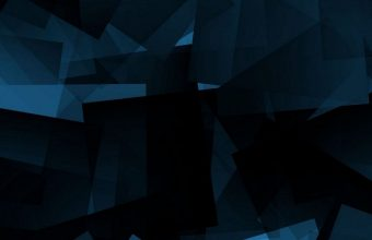 Abstraction Shapes Dark Background 1080x2460 340x220