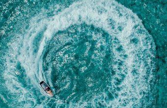 Aerial View Ocean 1080x2460 340x220