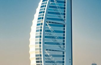 Architecture Building Burj Al Arab 1080x2460 340x220