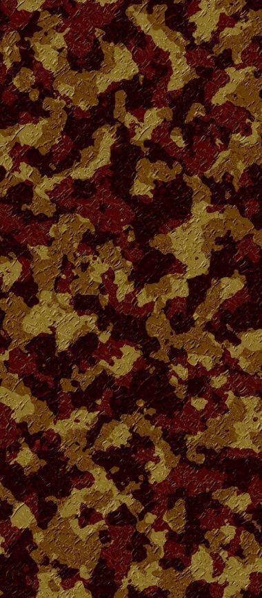 Army Camo Texture Design 1080x2460 380x866