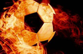 Ball Fire Football 1080x2460 340x220