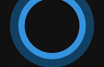 Bluish Circles Minimal 1080x2460 340x220