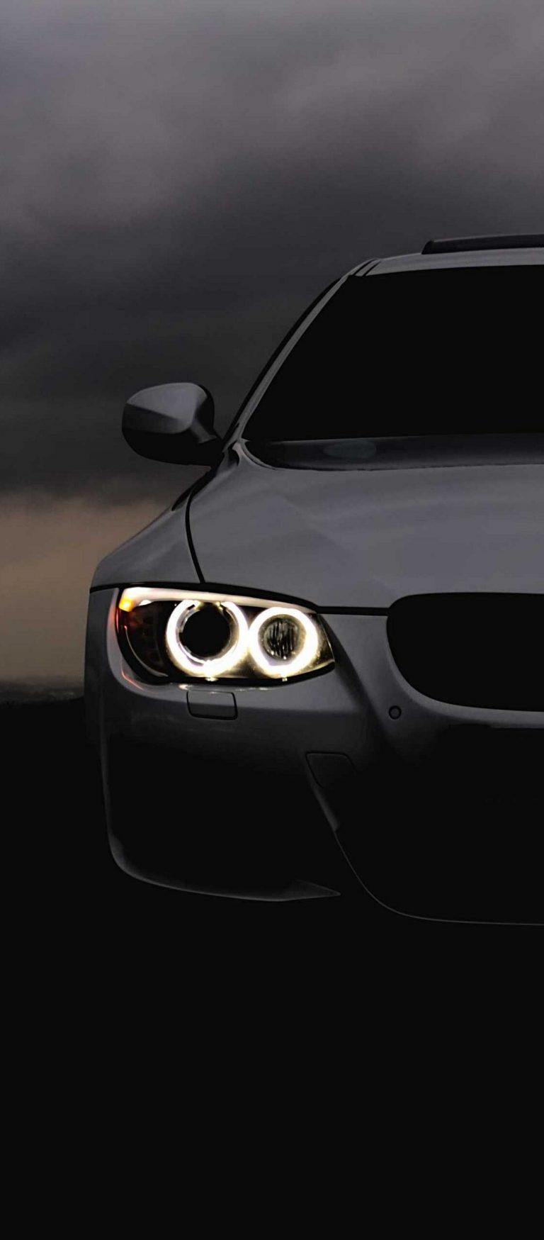 Bmw Headlights Car 1080x2460 768x1749