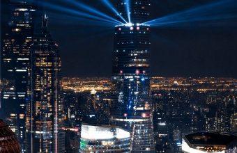 City Lights Aerial View 1080x2460 340x220