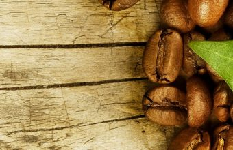 Coffee Grains Leaves Board 1080x2460 340x220
