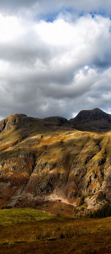 Cumbria England Sky Mountain Cloud 1080x2460 380x866