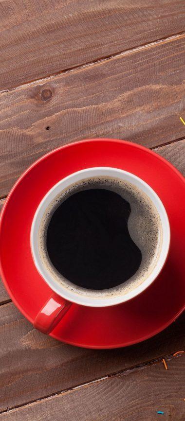 Cup Dark Coffee 1080x2460 380x866