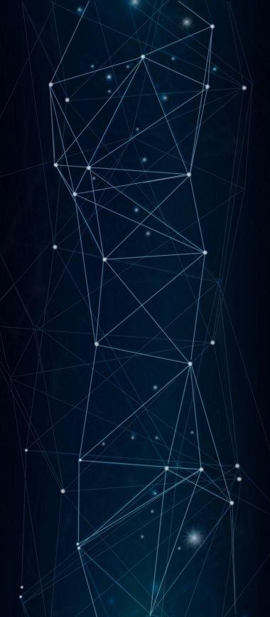 Dark Network Connection 1080x2460 380x866