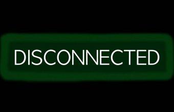 Disconnected Disconnect Inscription 1080x2460 340x220