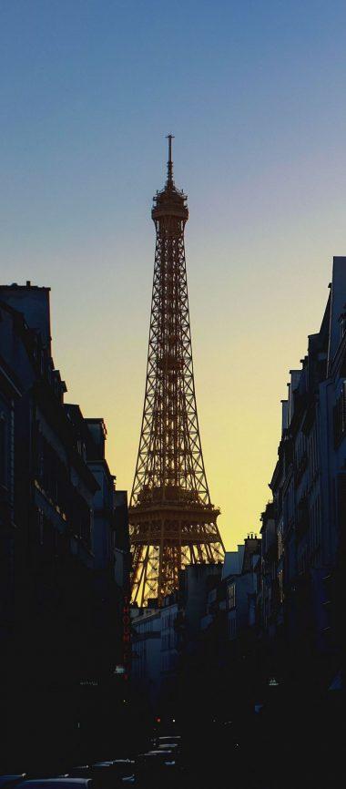 Eiffel Tower France Paris 1080x2460 380x866