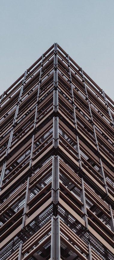Facade Building Architecture Skyscraper 1080x2460 380x866